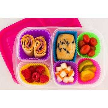 Silicone Bakeware Set 12pack Silicone Muffin Cup