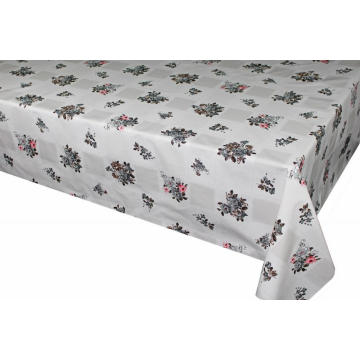 Elegant Tablecloth with Non woven backing Adelaide