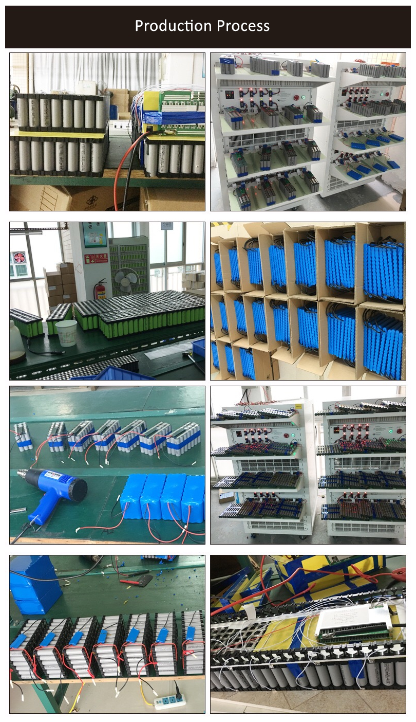 lithium battery process DELIGHT