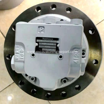 Final Drive Motors for Mini Excavators