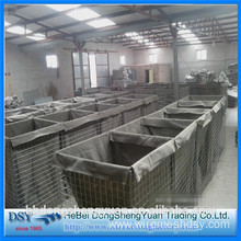 Q195 Galvanized HESCO Barrier for Flood Protection