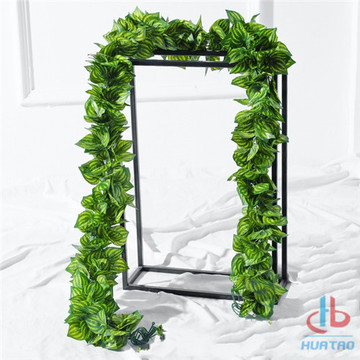 Green Artificial ivy plant