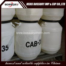 China for Top Quality  Cocamidopropyl Betaine CAB 35 Cocoamidopropyl Betaine for detergent making export to Gabon Importers
