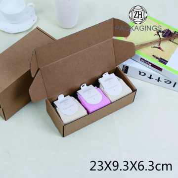 Wholesale socks shipping packaging boxes