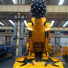 coal mine roadheader tunnel boring machine