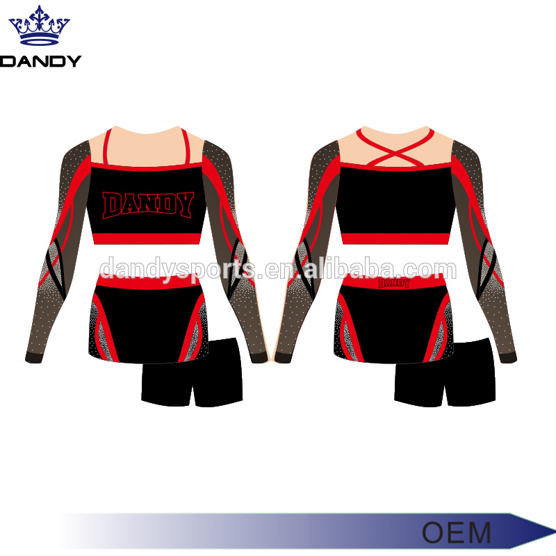 cheer uniforms design