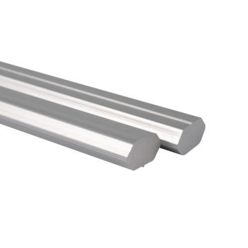 Aluminum Alloy 6000 Series Hex Bar