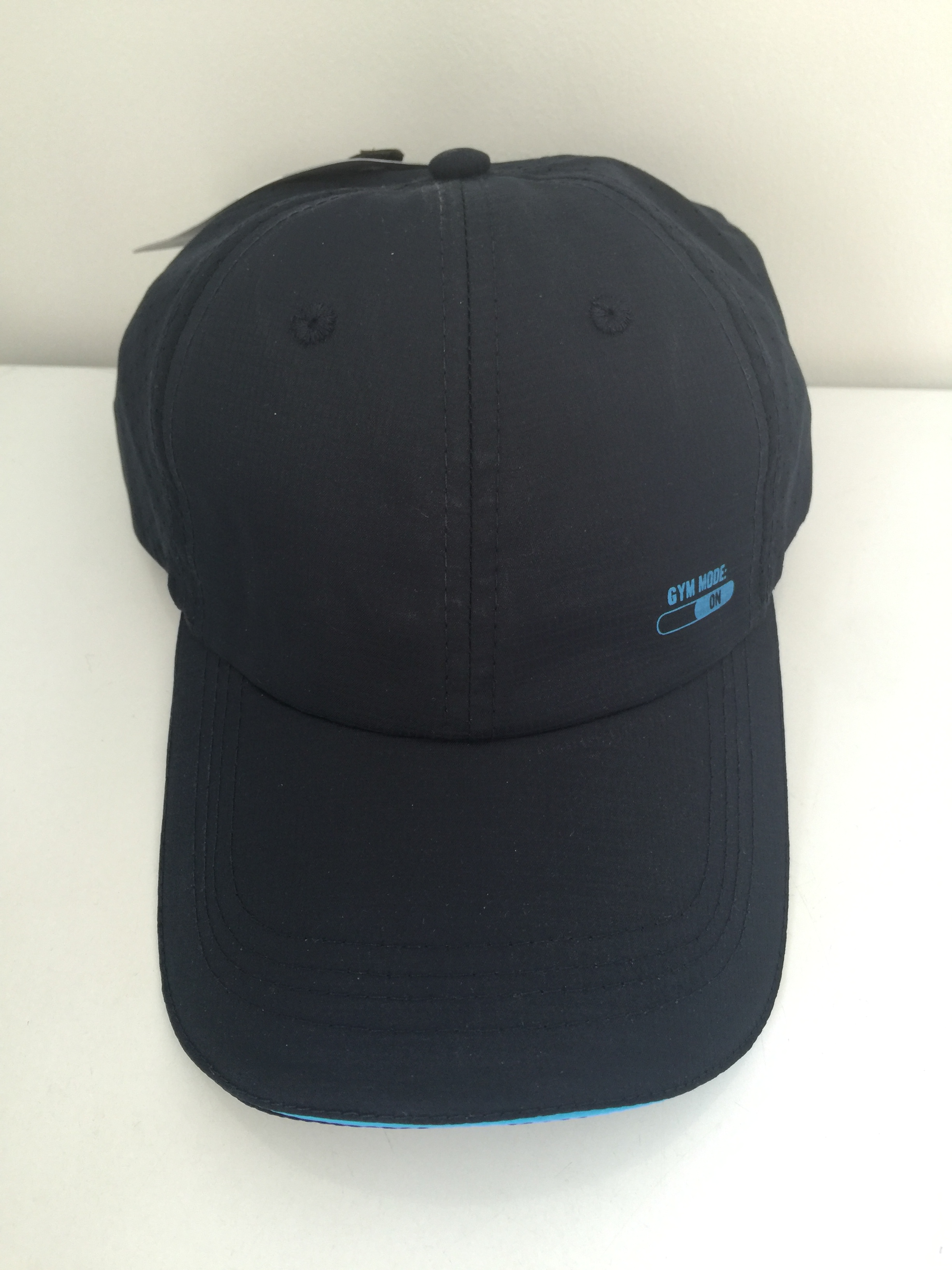 Polyester Thin Fabric Baseball Cap