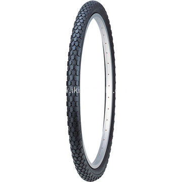 Black Bike Tire Tube