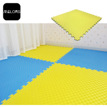 Good Quality for Interlocking Jigsaw Mat EVA Martial Arts Mat Non Smell Taekwondo Mat supply to United States Factory