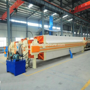 Hydraulic Coal Washing Chamber Membrane Filter Press