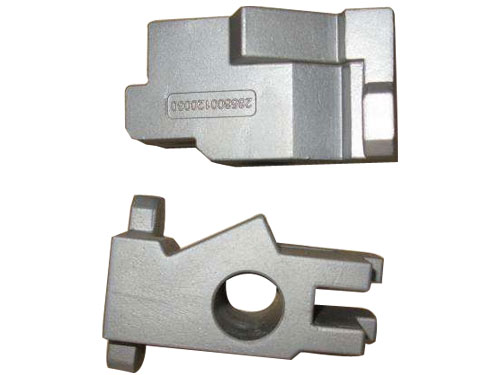 Forklift parts investment casting