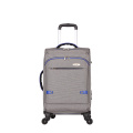 3PCS 360 spinner wheels customize color fabirc luggage