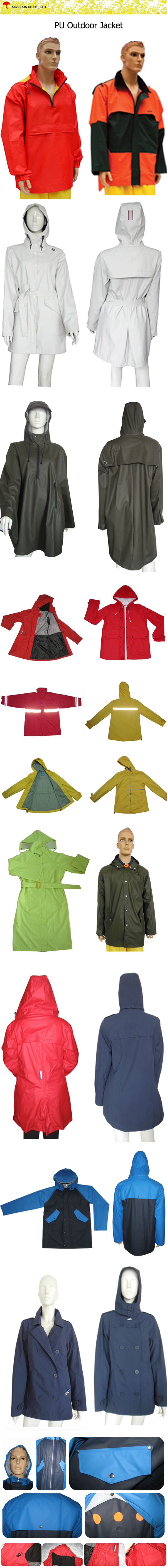 PU Outdoor Jacket