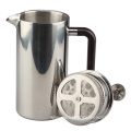 Double Wall French Press With Plastic Handle