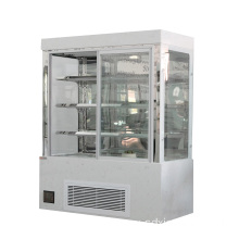 butcher chiller meat cheese display refrigerator
