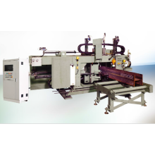 SWZ-serien CNC High Speed ​​3D-borrmaskin