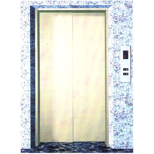Two Speed Landing Door , Elevator Decoration HB0902B