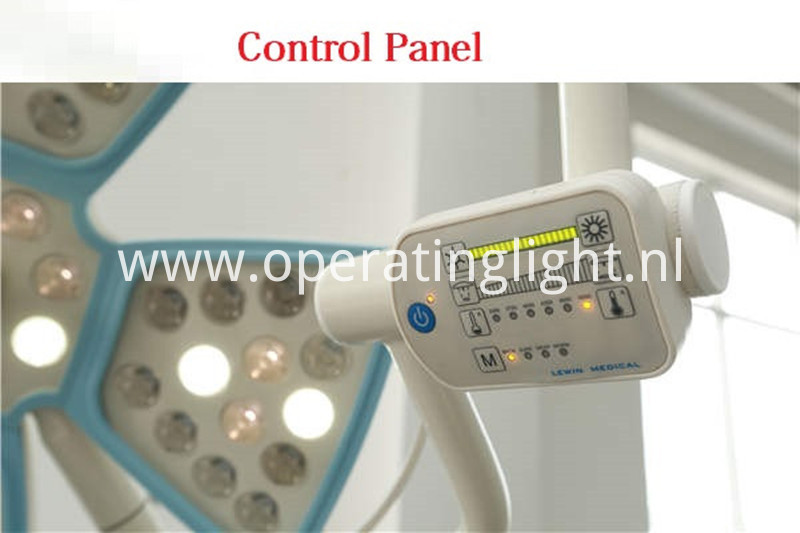 Hospital single arm ceiling light 1