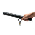 extendable police batons emergency aluminum torch light