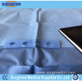 Surgical Fenestrated Incision Drape with Hole