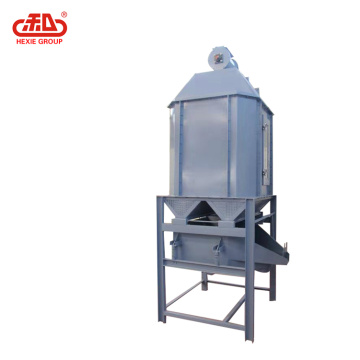 Multifunction Animal Feed Pellet Cooling Screening Machine