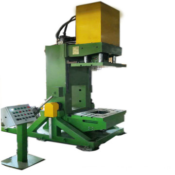 Tilting Metal Casting Machine
