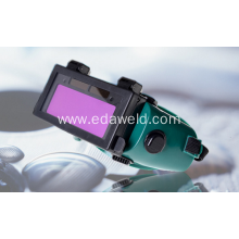 Darkening Shade Glare Protective Welding Glasses