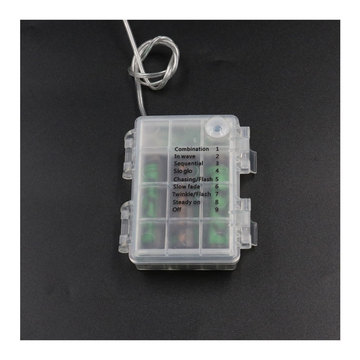 Support de batterie 3AA étanche transparent