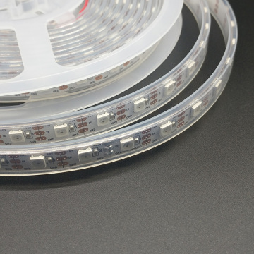 digital IC rgb addressable WS2812B RGBW led strip