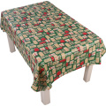Tablecloth PE with Needle-punched Cotton Classic Gifts