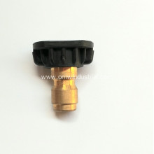 High Pressure Washer Detergent Nozzle Black Color