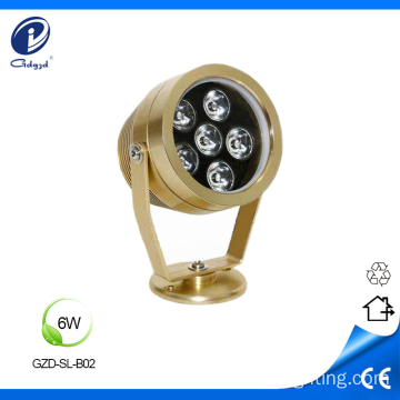 6W mini IP65  ourdoor led spot lamp