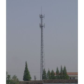 Low price for Telecommunication Tower Telecommunication Steel Tower export to Comoros Supplier