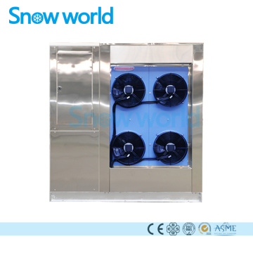 Snow world Instrustrial Plate Ice Maker Machine 3T
