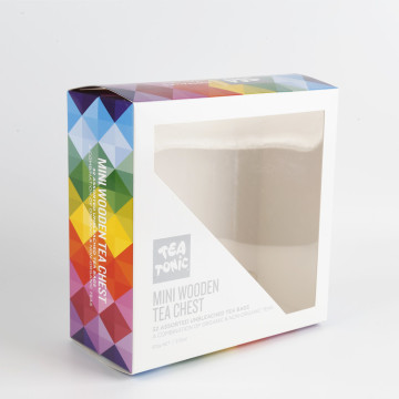 Custom Cardboard Paper Gift Packaging Box
