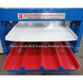 Metal Composite Panel Double Deck Roll Forming Machine