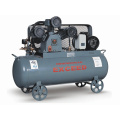 HW5507 5.5hp v belt piston air compressor