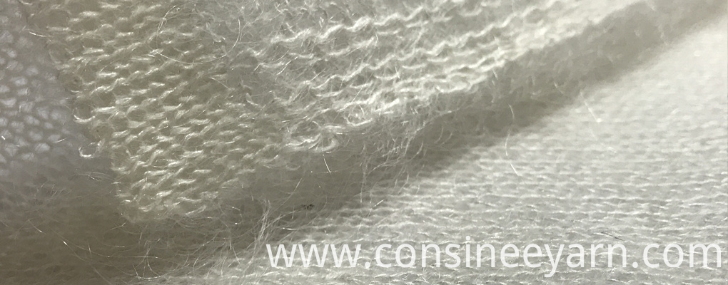 mohair yarn for knitting
