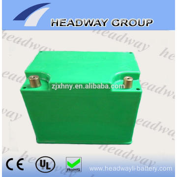 lithium battery 12v 40ah for auto start
