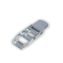 High Quality for Over Center Bar Buckle White Zinc Plated Over Center Buckle of 800kgs Strength export to Maldives Importers