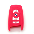 Silicone car key cover BMW with car logo