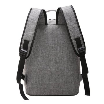 The new men's backpack men's simple casual