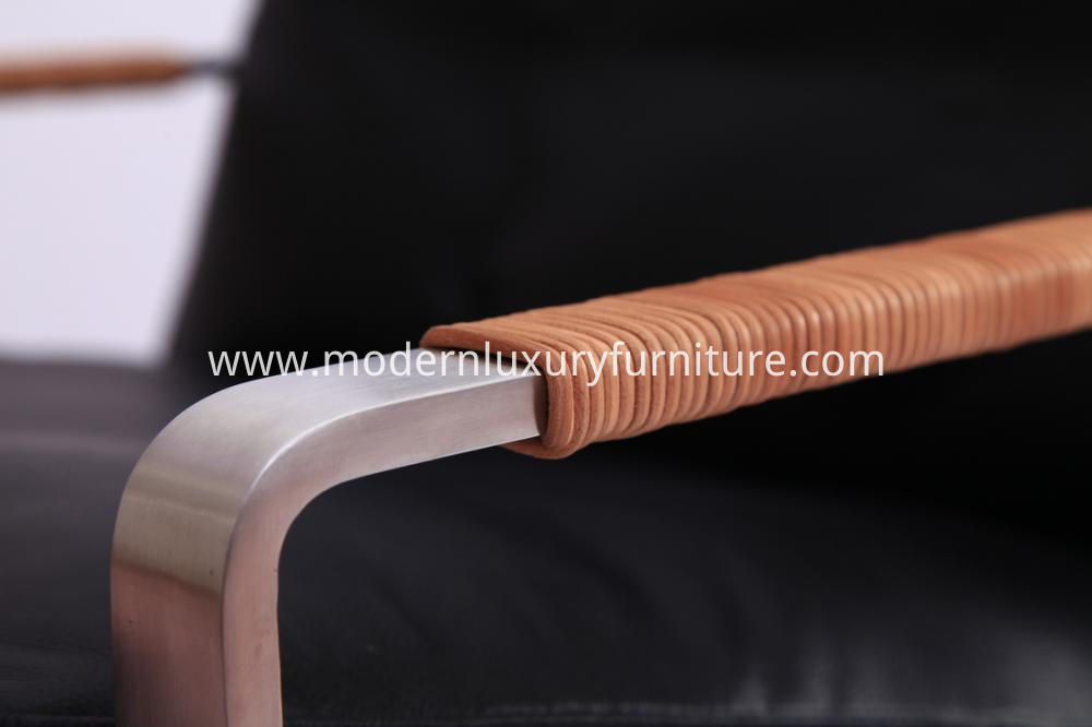 Leather Replica Fk6720 Armchairs