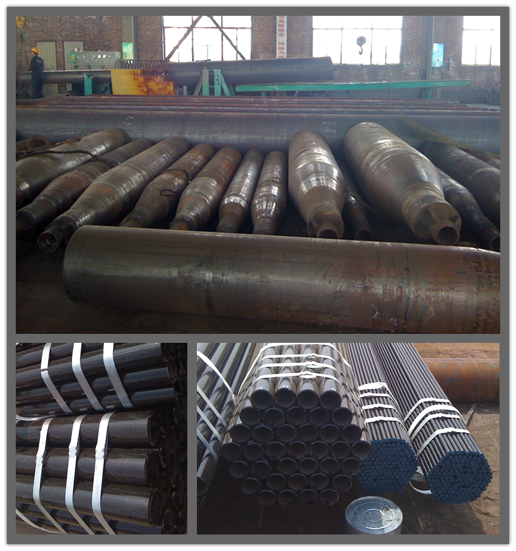 steel pipe size