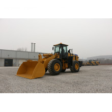 High efficiency 6tons Wheel loader SEM660D