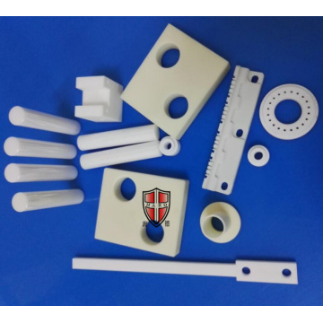 zirconia ceramic insulating plates boards customized