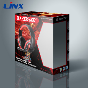 EasySMX 3.5mm & Stereo Sound Wired Game Headphone