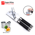 Smooth Edge TPR Handle Manual Safety Can Opener