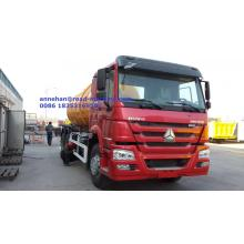 China for Sewage Suction Truck Sinotruk Howo7 16M3 Collecting Sewage Tank  Truck export to Israel Factories